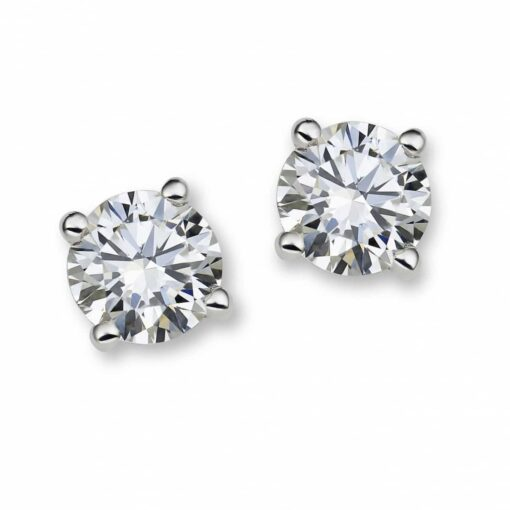 Solitaire_earrings