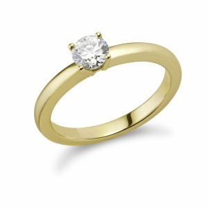 [en:]Low comfort solitaire diamond engagement ring[/en][nl:]Lage comfort diamanten solitaire verlovingsring[/nl]