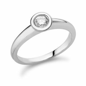 [en:]Bezel engagement ring[/en][nl:]Diamanten bezel solitaire verlovingsring[/nl]