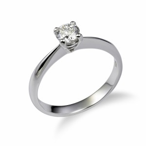 [en:]Classic diamond engagement ring[/en][nl:]Diamanten solitaire verlovingsring[/nl]